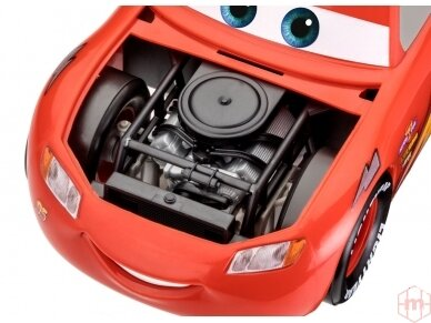 Revell - Lightning McQueen (easy-click), Scale: 1/24, 07813 4