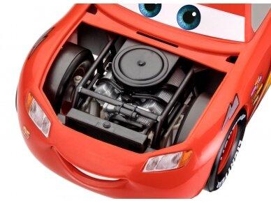 Revell - Lightning McQueen (easy-click), Mastelis: 1/24, 07813 4