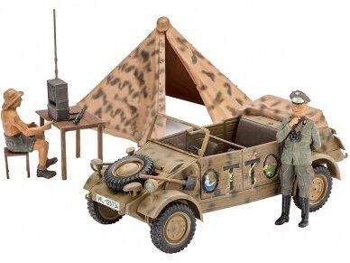 """Revell - German Staff Car Type 82 """"Kübelwagen"""", Scale: 1/35, 03253 2"""