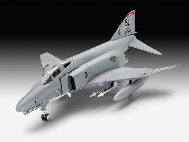 Revell - McDonnell F-4E Phantom II (easy-click), Mastelis: 1/72, 03651 2