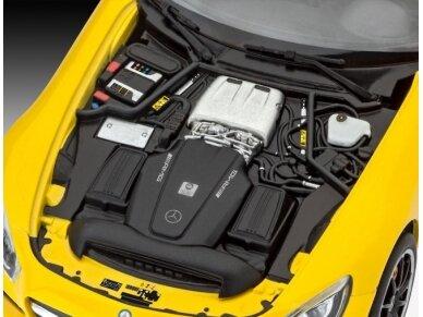 Revell - Mercedes AMG GT, Mastelis: 1/24, 07028 6