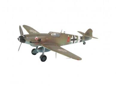 Revell - Messerschmitt Bf-109 G-10 Model Set, Scale: 1/72, 64160 2