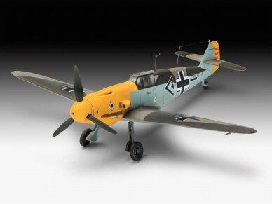 Revell - Messerschmitt Bf109 F-2 Model Set, Scale: 1/72, 63893 3