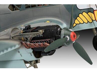 Revell - Messerschmitt Bf110 C-7, Mastelis: 1/32, 04961 3