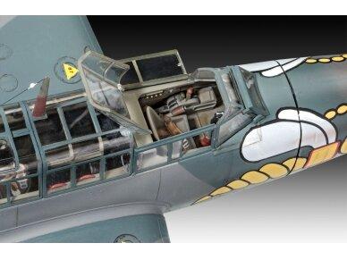Revell - Messerschmitt Bf110 C-7, Mastelis: 1/32, 04961 4