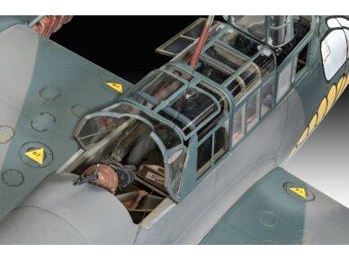 Revell - Messerschmitt Bf110 C-7, Mastelis: 1/32, 04961 5