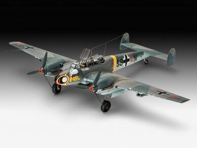 Revell - Messerschmitt Bf110 C-7, Mastelis: 1/32, 04961 2