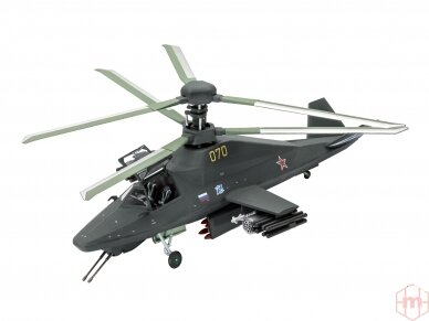 Revell - Kamov Ka-58 Stealth Helicopter, Mastelis: 1/72, 03889 2
