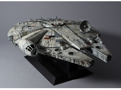 Revell - Millennium Falcon Perfect Grade, Scale: 1/72, 01206 2