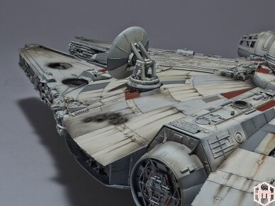 Revell - Millennium Falcon Perfect Grade, Scale: 1/72, 01206 3