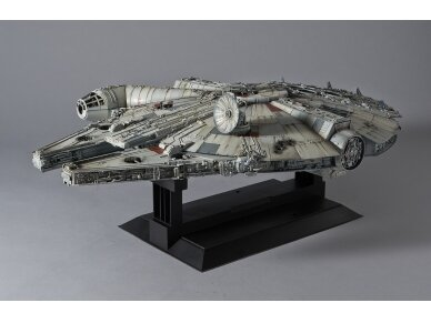 Revell - Millennium Falcon Perfect Grade, Scale: 1/72, 01206 4