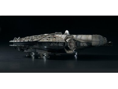 Revell - Millennium Falcon Perfect Grade, Scale: 1/72, 01206 5