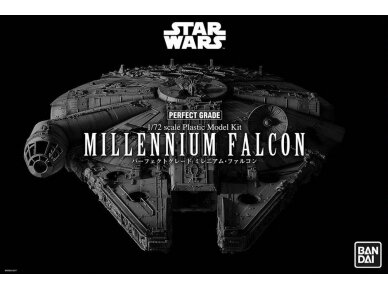 Revell - Millennium Falcon Perfect Grade, Scale: 1/72, 01206