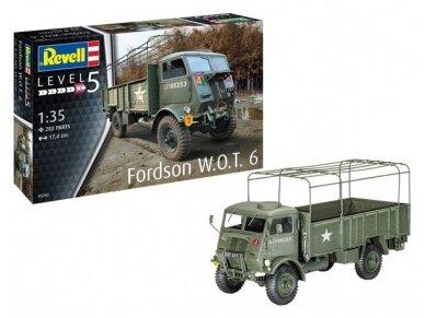 Revell - Model W.O.T. 6, Mastelis: 1/35, 03282