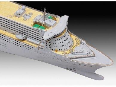 Revell - Ocean Liner Queen Mary 2, Mastelis: 1/400, 05199 3