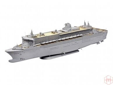 Revell - Ocean Liner Queen Mary 2, Mastelis: 1/400, 05199 4
