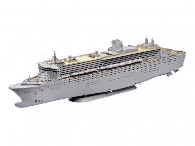 Revell - Ocean Liner Queen Mary 2, Scale: 1/400, 05199 4