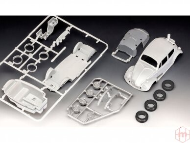 Revell - VW Beetle dovanų komplektas, Mastelis: 1/32, 67681 3