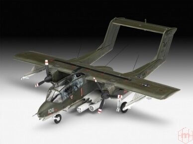 Revell - OV-10A Bronco Model Set, Scale: 1/72, 63909 3
