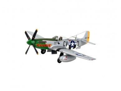 Revell - P-51D Mustang dovanų komplektas, Mastelis: 1/72, 64148 3