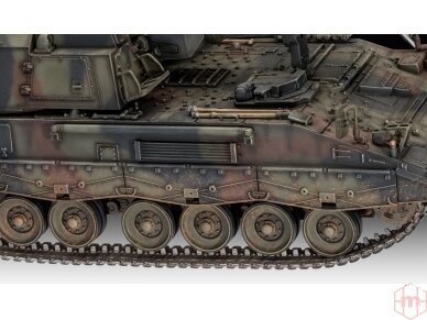 Revell - Panzerhaubitze 2000, Scale: 1/35, 03279 3