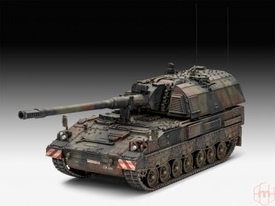 Revell - Panzerhaubitze 2000, Mastelis: 1/35, 03279 6