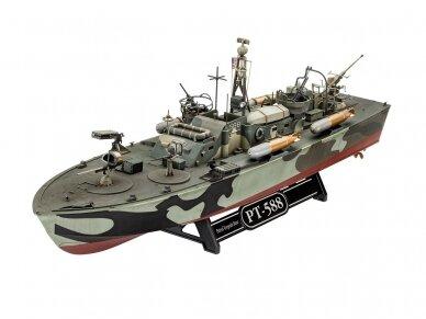 Revell - Patrol Boat PT-588 / PT-579 Late, Mastelis: 1/72, 05165 2