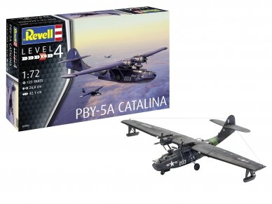 Revell - PBY-5a Catalina, 1/72, 03902
