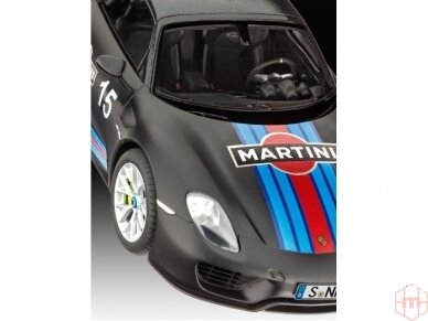 "Revell - Porsche 918 ""Weissach Sport"", Scale: 1/24, 07027 2"