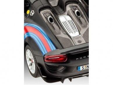 "Revell - Porsche 918 ""Weissach Sport"", Scale: 1/24, 07027 3"