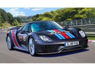 """Revell - Porsche 918 """"Weissach Sport"""", Mastelis: 1/24, 07027 5"""