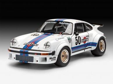 "Revell - Porsche 934 RSR ""Martini"", Mastelis: 1/24, 07685 2"