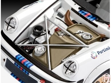 """Revell - Porsche 934 RSR """"Martini"""", Scale: 1/24, 07685 4"""
