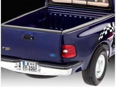 Revell - '97 Ford F-150 XLT, Mastelis: 1/24, 07045 4