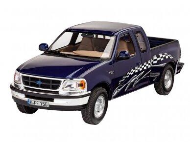 Revell - '97 Ford F-150 XLT, Mastelis: 1/24, 07045 2