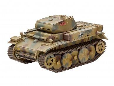 Revell - PzKpfw II Ausf.L LUCHS (Sd.Kfz.123), 1/72, 03266 3