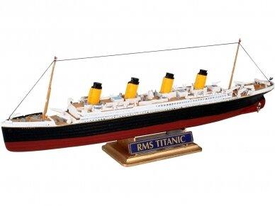 Revell - R.M.S. Titanic Gift set, 1/1200, 65804 2