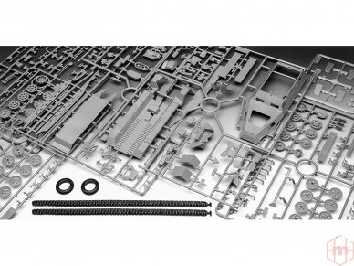 Revell - Sd.Kfz. 251/1 Ausf.A, Mastelis: 1/35, 03295 3