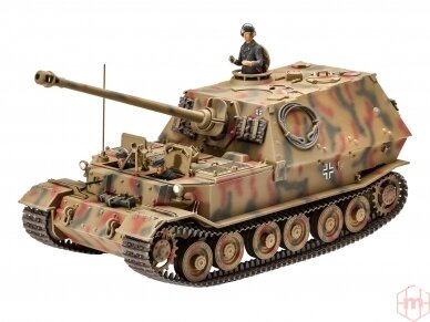 Revell - Sd.Kfz.184 Tank Hunter ELEFANT, Mastelis: 1/35, 03254 2