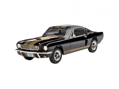 Revell - Shelby Mustang GT 350 H, Mastelis: 1/24, 07242 2