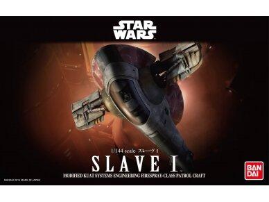Revell - Slave 1, Mastelis: 1/144, 01204