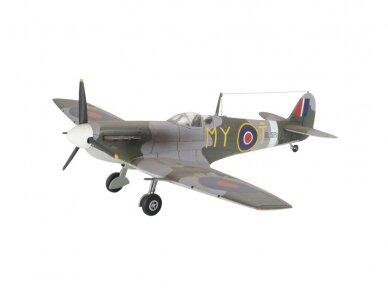 Revell - Spitfire Mk V dovanų komplektas, Mastelis: 1/72, 64164 2