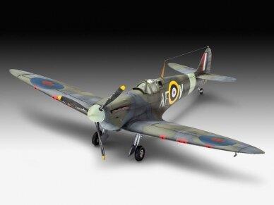 Revell - Spitfire Mk.IIa Model Set, Scale: 1/72, 63953 2