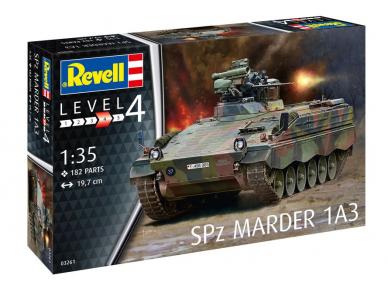 Revell - SPz Marder 1 A3, Mastelis: 1/35, 03261