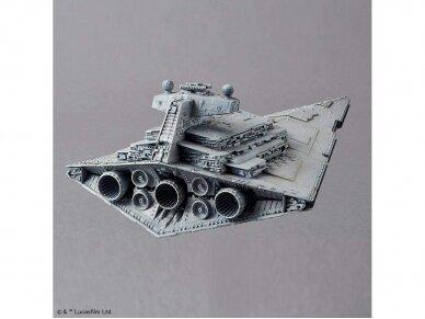 Revell - Star Wars Death Star II (1/2700000) & Star Destroyer (1/14500), 01207 7