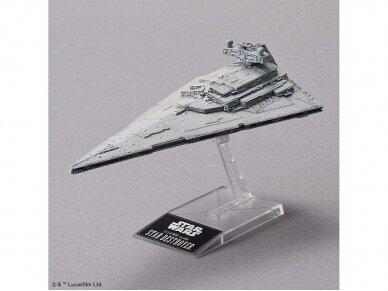 Revell - Star Wars Death Star II (1/2700000) & Star Destroyer (1/14500), 01207 5