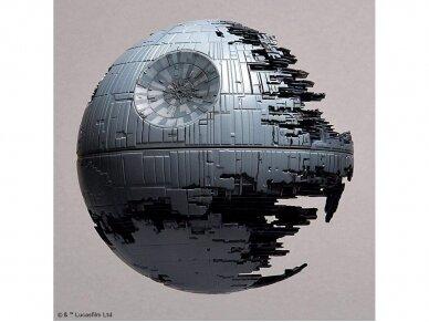 Revell - Star Wars Death Star II (1/2700000) & Star Destroyer (1/14500), 01207 4