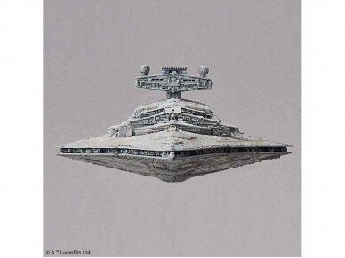 Revell - Star Wars Death Star II (1/2700000) & Star Destroyer (1/14500), 01207 6