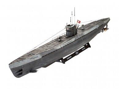 Revell - Submarine Type IXC Early Turret, Mastelis: 1/72, 05166 2