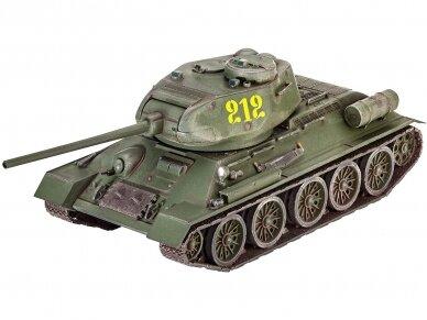 Revell - T-34/85, 1/72, 03302 3